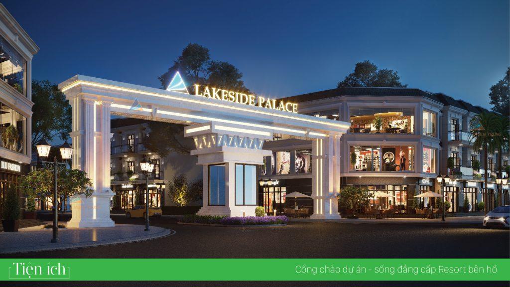 LAKESIDE PALACE